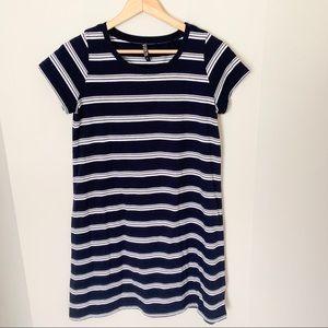 Cotton On Striped T-Shirt Dress